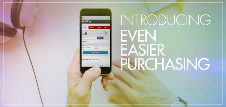 Introducing Even Easier Purchasing